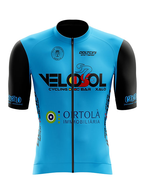 Velosol Cycling Team 2019 - Cycling Jersey Short Sleeves