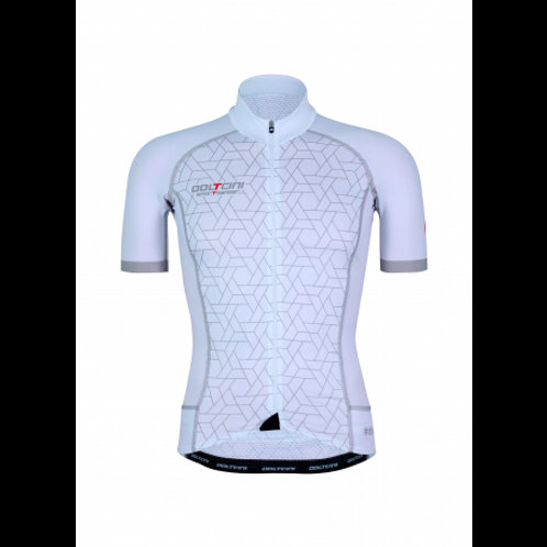 Cycling Jersey Hexagon - Short Sleeves