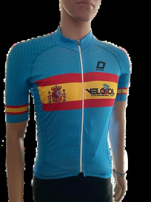 Velosol Cycling Bar - Cycling Jersey Short Sleeves
