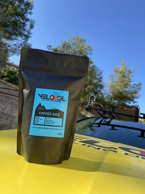 """Coffee Ride"" 300g Coffee Beans"