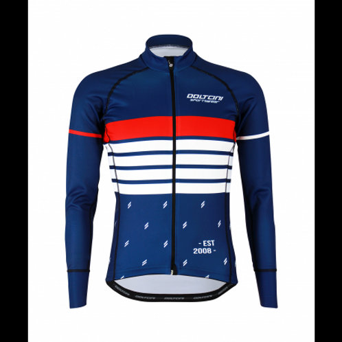 Cycling Jersey ROULEUR - Long Sleeves