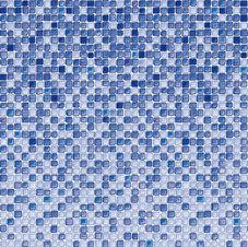 Tesselas Blue Degradê 0,6 e 0,8