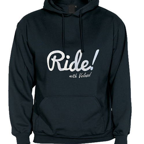HOODIE Ride With Velosol