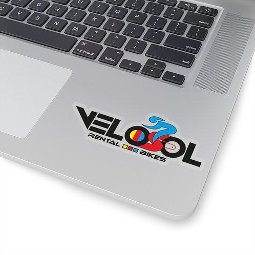 Velosol Rental Bikes Stickers