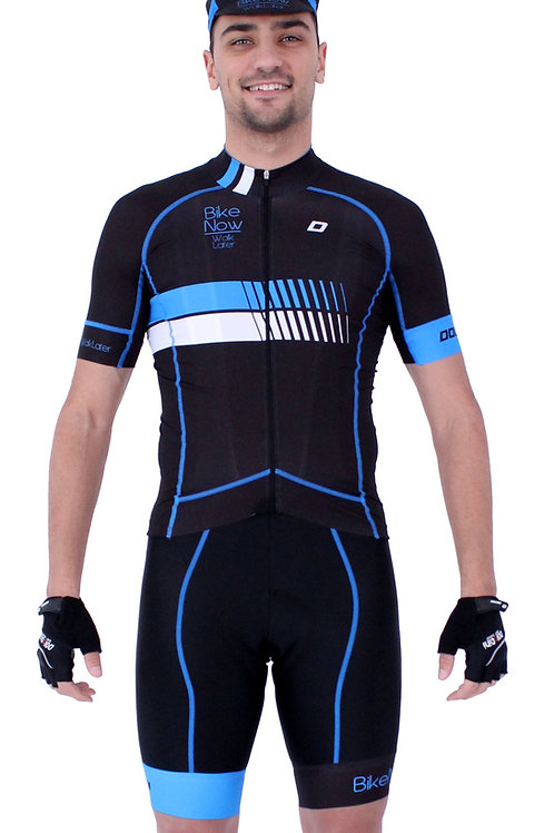 Cycling Jersey Bike Now - Short Sleeves