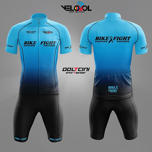 Bike & Fight Cycling Kit