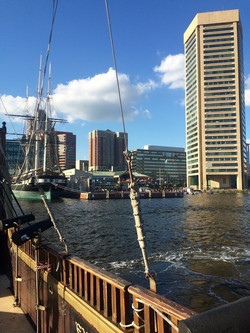 baltimore from pirate ship