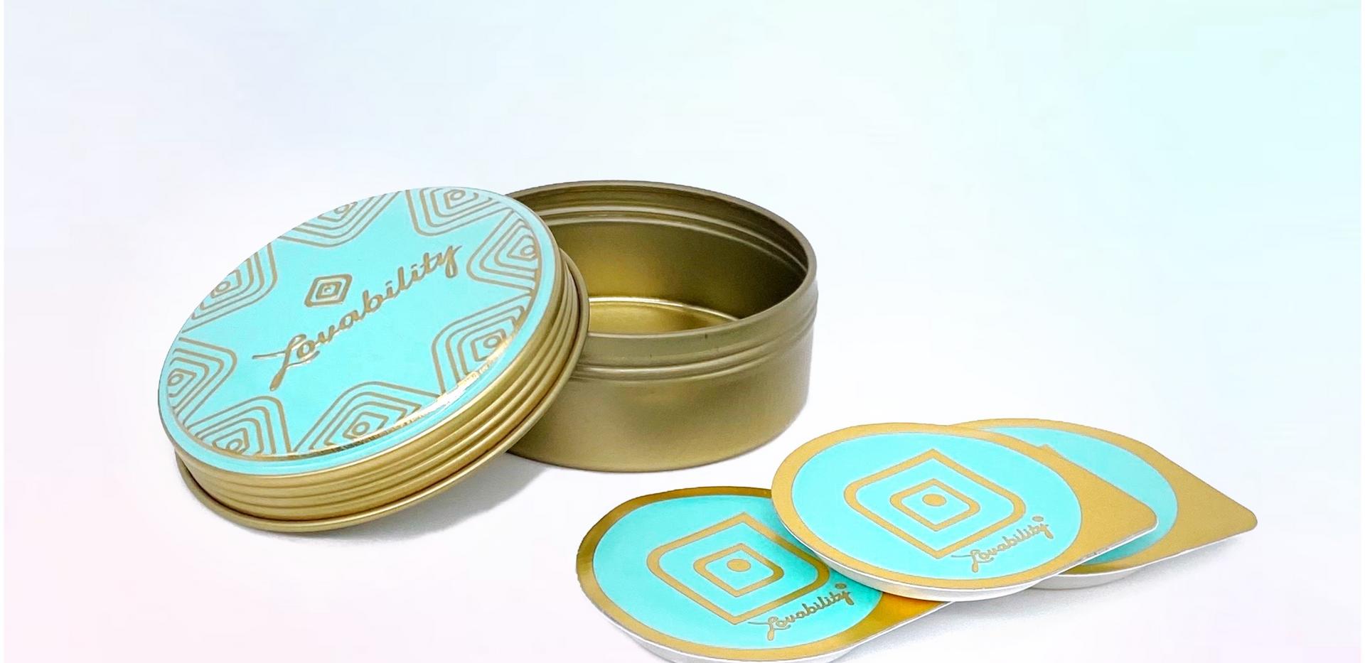 3 Condoms and a Tin - Lovability