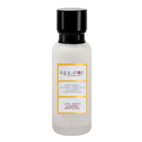 ULTRA: GENTLE CLEANSING SILK SOUFFLÉ