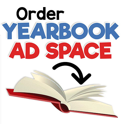 Yearbook Ad -1/8 Page