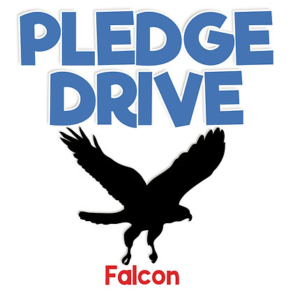 Pledge Drive Donation - FALCON