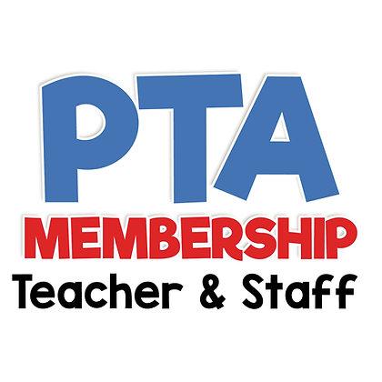 PTA Membership - Teacher & Staff Only
