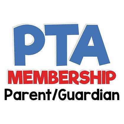 PTA Membership - Parent/Guardian