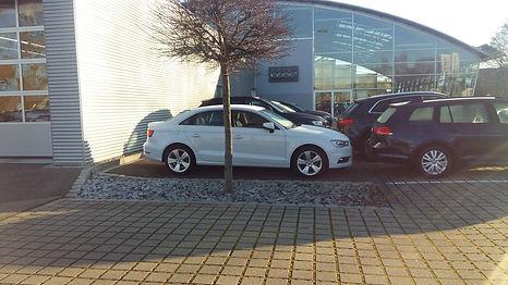 Audi Werkstatterweiterung, Lahr 1 - Proj
