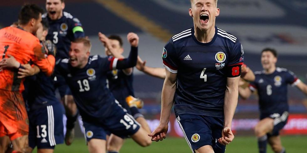Group D:Scotland vs Czech Republic(2pm,Glasgow)