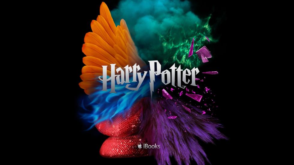 Apple Harry Potter iBook