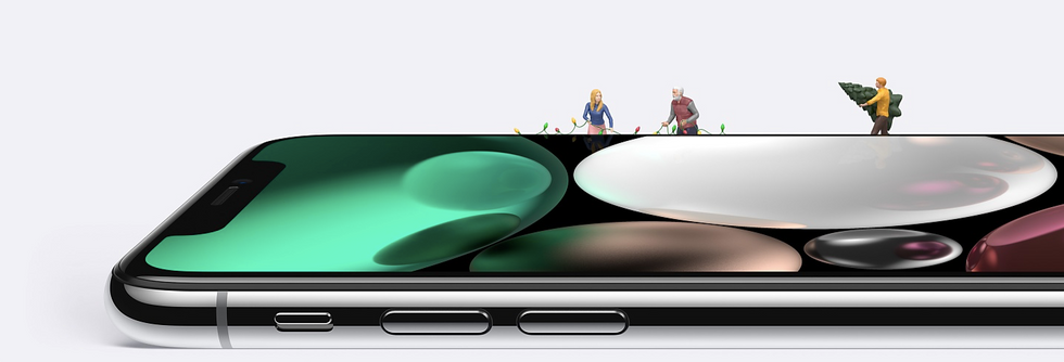 Apple Holiday Gift