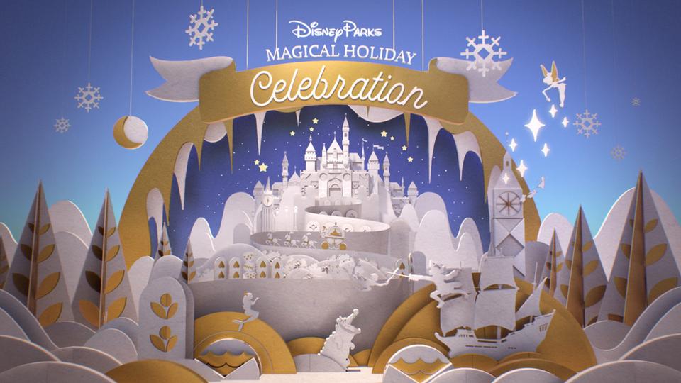 Disney Holiday Celebration
