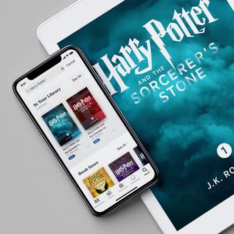 Harry Potter iBook
