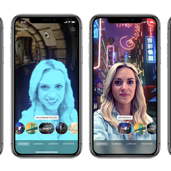 iPhone X Clips