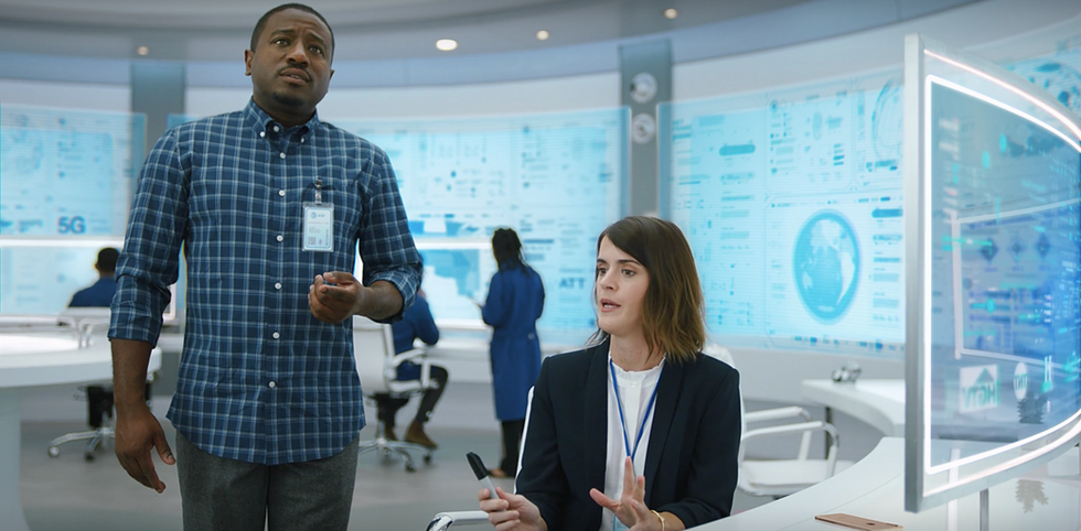 AT&T Innovation Unlimited