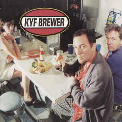 Kyf Brewer - CD - Salvador Deli