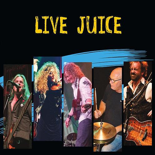 Barleyjuice - CD - Live Juice