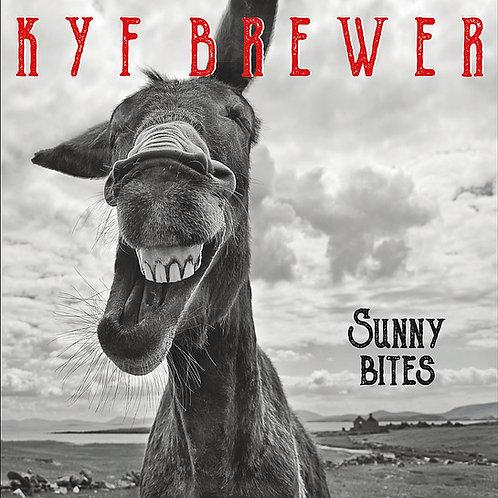 Kyf Brewer - CD - Sunny Bites