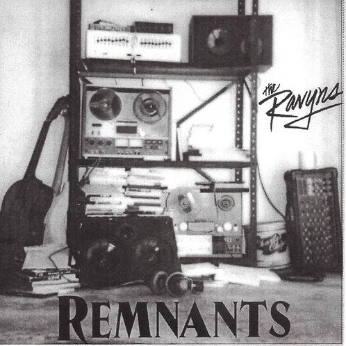 The Ravyns - CD - Remnants