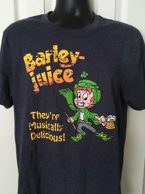 Barleyjuice - T-shirt - Musically delicious