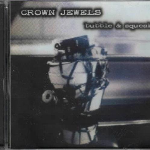 Crown Jewels - CD - Bubble & Squeak