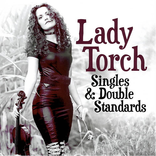 Alice Marie - CD - Lady Torch: Singles & Double Standards