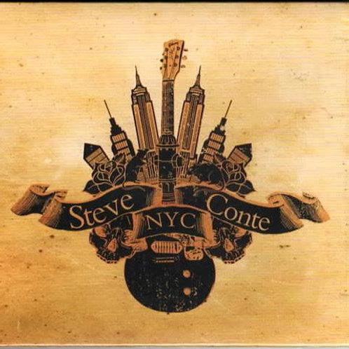 Steve Conte - CD - NYC