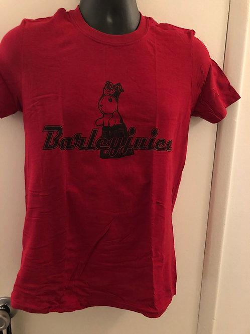 Barleyjuice - T-shirt - Ratty Bun