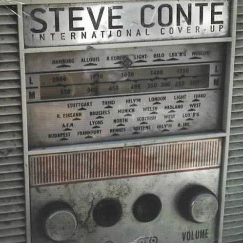 Steve Conte - CD - International Cover-Up