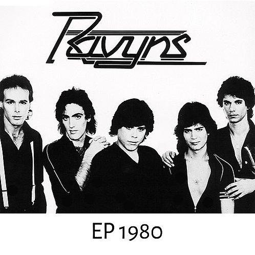 The Ravyns - CD - The Ravyns EP