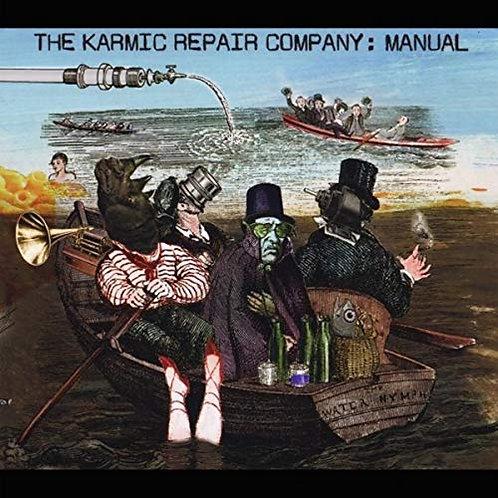 Karmic Repair Company - CD - Manual