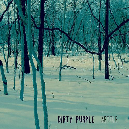 Dirty Purple - CD - Settle