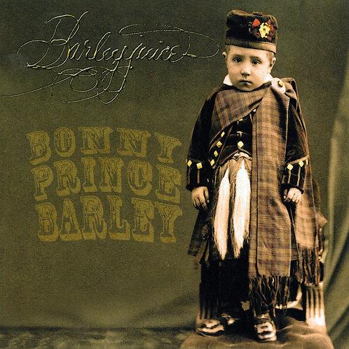 Barleyjuice - CD - Bonny Prince Barley