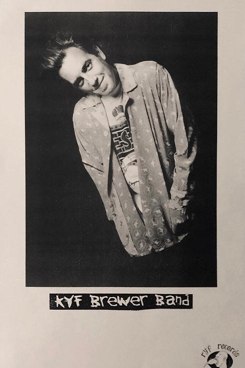 Kyf Brewer - Poster - 1995
