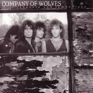 Company of Wolves - CD - Shakers and Tamborines
