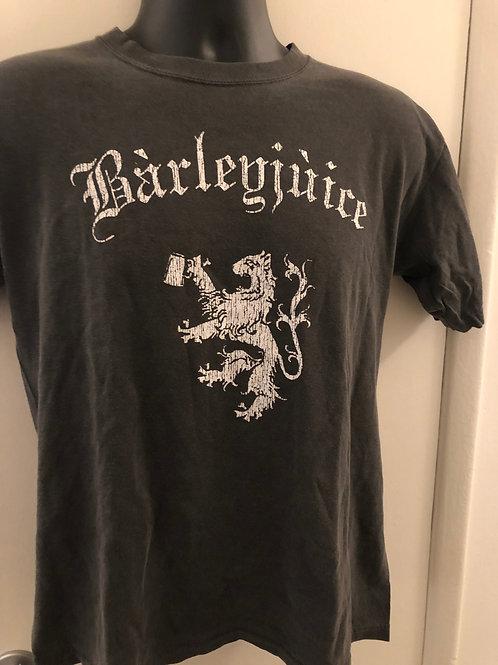Barleyjuice - T-shirt - black w/logo