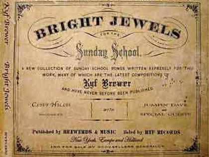 Kyf Brewer - CD - Bright Jewels
