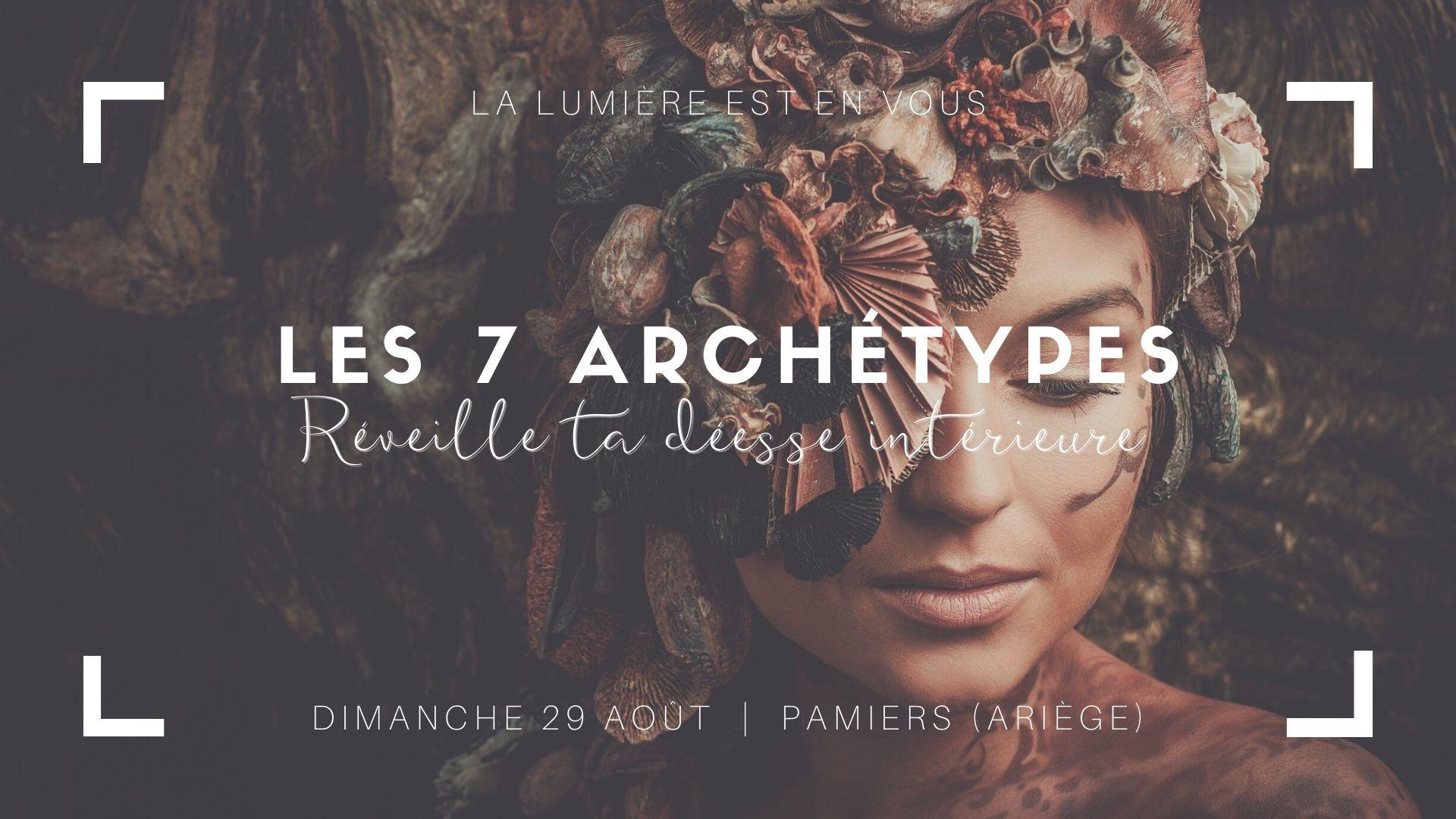 Les 7 archétypes de la femme