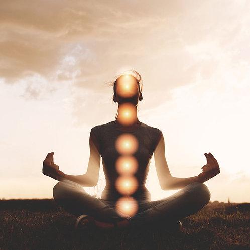 Méditation d'harmonisation des chakras