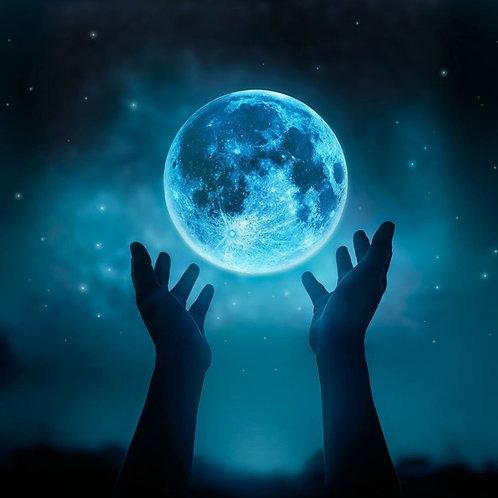 Méditation de Pleine Lune & de guérison