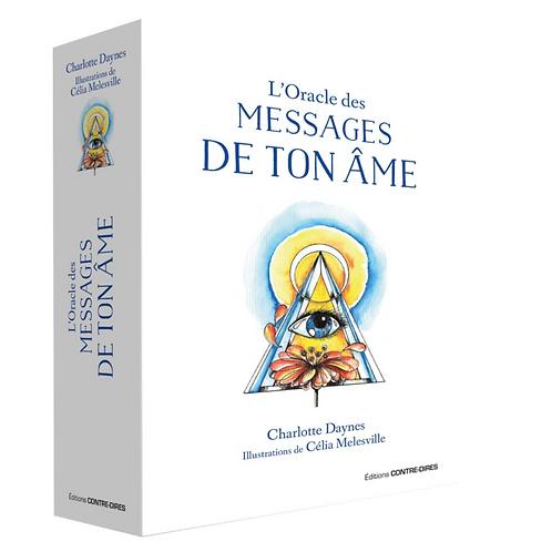 Oracle des messages de ton âme (dédicacé)