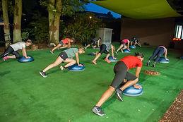 BOSU Stability Training