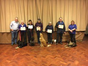 KCGC Puppy and Bronze Award