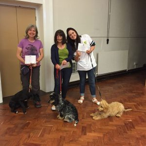 Kennel Club Good Citizen Award Winners – July 2016